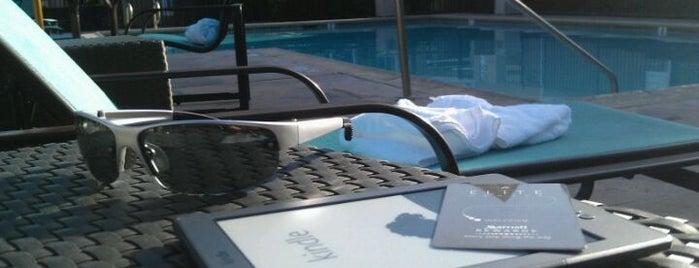 Residence Inn San Diego La Jolla is one of SD Love.