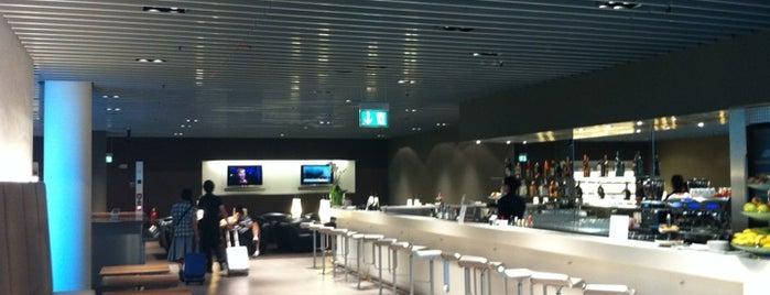 Lufthansa Senator Lounge I (Schengen) is one of Lufthansa Lounges.