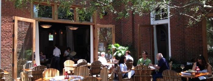 Leaf Cafe & Bar is one of Charleston, SC.