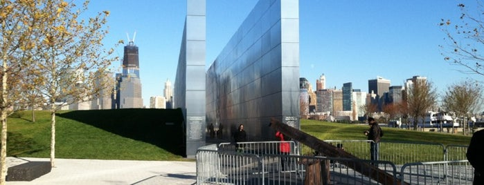 Jersey City 9/11 Memorial is one of Things To Do In NJ.