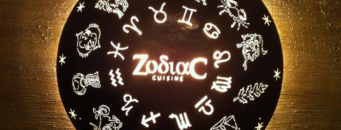 Zodiac is one of Jeddah.