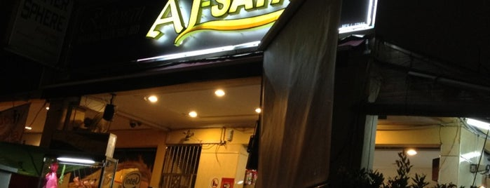 Restaurant Al-safa is one of Must-visit Indian Restaurants in Kuala Lumpur.