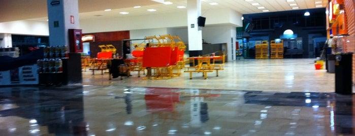 Terminal Central de Autobuses del Norte is one of Terminais!.