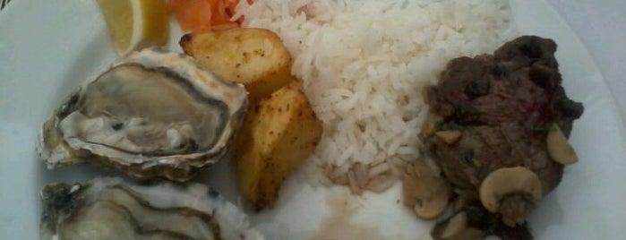 Rosmarino is one of Gastronomia.