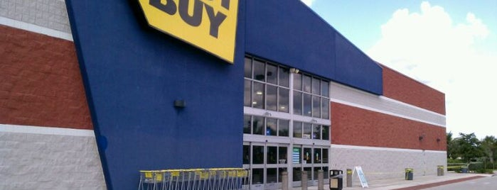 Best Buy is one of shopaholic.