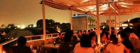"""Phra Nakorn Bar & Gallery is one of """" Nightlife Spots BKK.""""."""