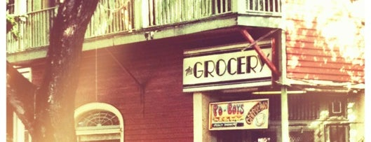 The Grocery is one of New Orleans, LA.