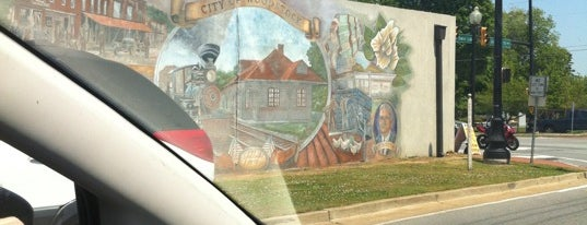 Woodstock, GA is one of #416by416 - Dwayne list1.