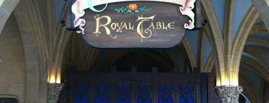 Cinderella's Royal Table is one of Favorite Places in Florida.
