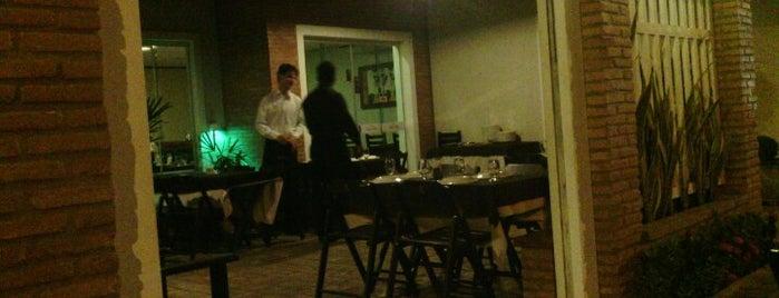 Restaurante Kasa Nossa is one of Lugares onde Comer Itz.