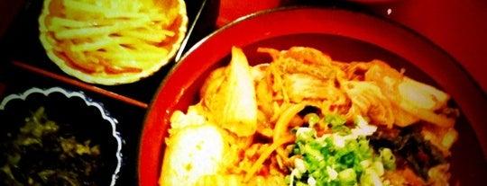 Don Don Tei (ดอนดอนเท) 丼丼亭 is one of Top picks for Japanese and Korea Restaurants.
