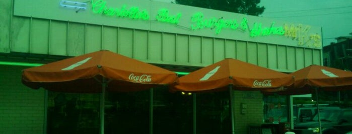 Mr. K's Soft Ice Cream & Drive In is one of Musts...Charlotte, NC.