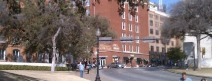 The Grassy Knoll is one of SARA! MICHELLE! TEXAS! All good things here...