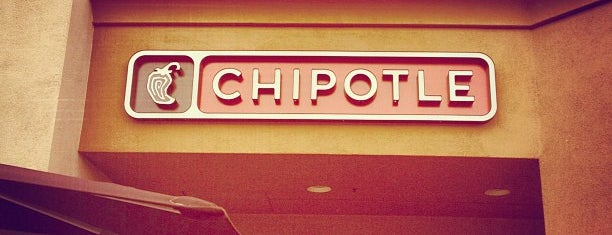 Chipotle Mexican Grill is one of Foodies.
