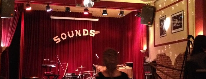 Sounds Jazz Club is one of Entertaining Belgium.