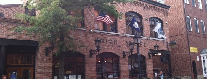 Union Street Public House is one of Old Town, Alexandria, VA.
