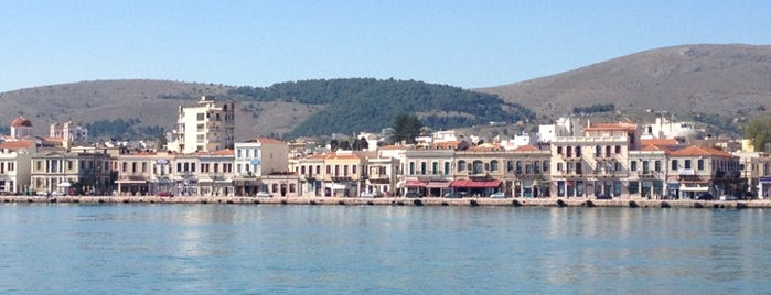 Port of Chios is one of Chios.