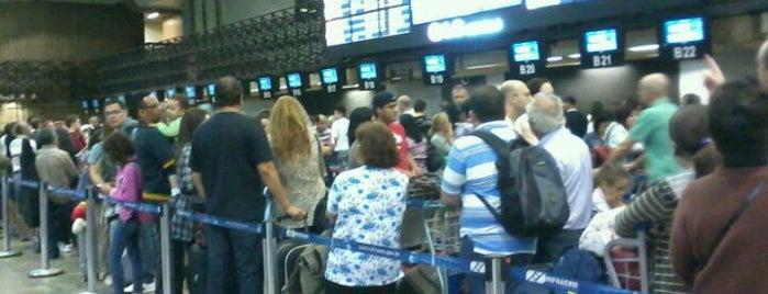 São Paulo / Guarulhos International Airport (GRU) is one of Preferidos São Paulo.