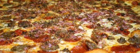 Big Pie in the Sky Pizzeria is one of Man v Food Nation.