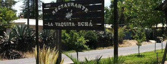 La Vaquita Echá is one of Restaurants.