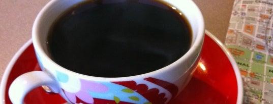 Sidamo Coffee & Tea is one of ♥ H St..