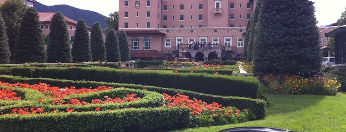 The Broadmoor is one of Best Places to Check out in United States Pt 6.
