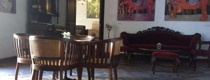 Casona Deza Café is one of Always Gourmet PERU, comer em Lima.