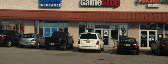 Game Stop is one of Hoiberg's Favorite Places in JAX.