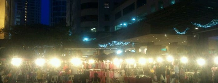 Plaza Mont Kiara Night Market is one of Fashion Accessories ? Look for Angel's Collection.