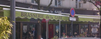 Brasserie de la Gare is one of Angers.