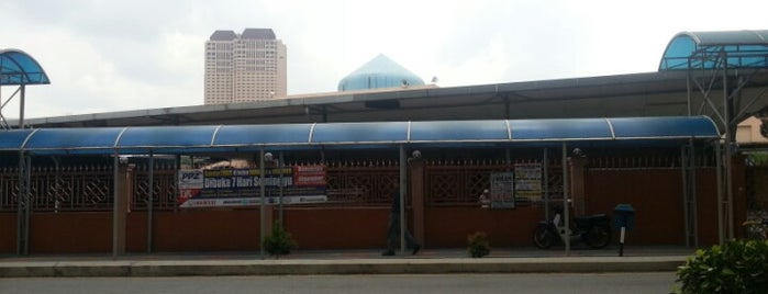 Masjid HKL is one of Baitullah : Masjid & Surau.
