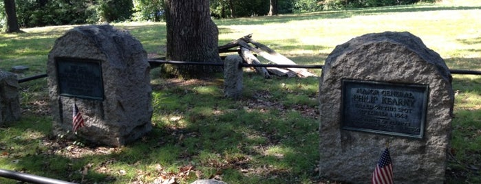Ox Hill Battlefield Park is one of Virginia.