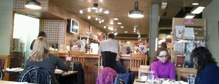 Trident Booksellers & Cafe is one of Lunch, Anyone?.