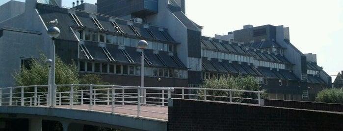 Lipsiusgebouw is one of Geesteswetenschappen / Humanities.