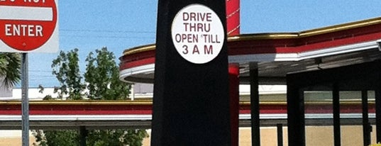 SONIC Drive-In is one of Favorite Places in Florida.