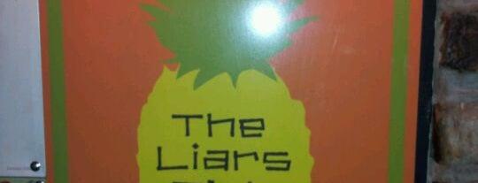 The Liar's Club is one of Manchester alphabet pub crawl.