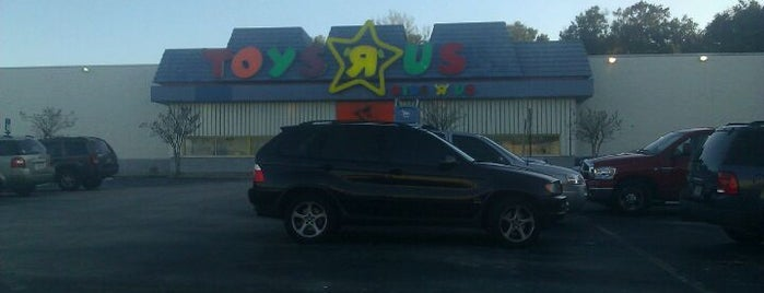"Toys""R""Us is one of A local's guide: 48 hours in Fleming Island, Fl."