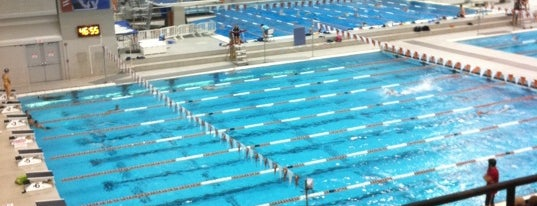 Jamail Texas Swimming Center (TSC) is one of Austin's Best Entertainment - 2012.