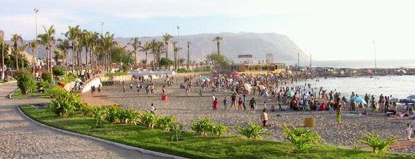 Playa La Lisera is one of Lugares de nicky.