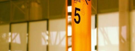 Zone 5 is one of Soekarno Hatta International Airport (CGK).