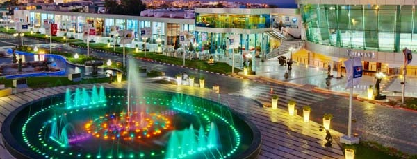Soho Square Sharm El Sheikh is one of Be Charmed @ Sharm El Sheikh.