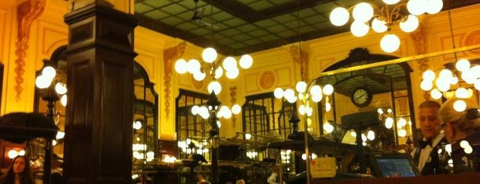 Bouillon Chartier is one of Paris.