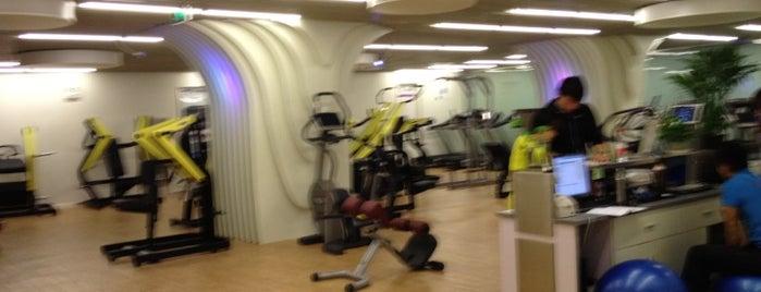 Tera Wellness Club is one of Healthy Beijing.