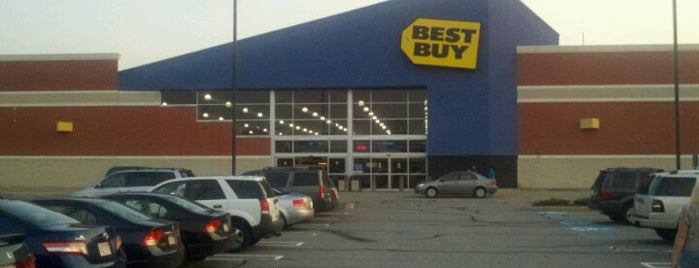 Best Buy Mobile is one of Places I Frequent.