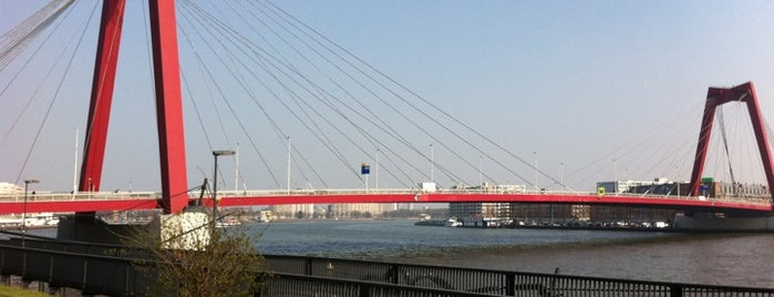 Willemsbrug is one of Bridges in the Netherlands.