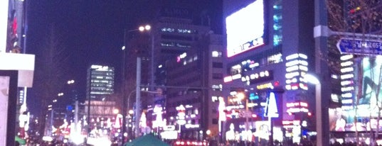 Gangnam Stn. is one of Swarming Places in S.Korea.