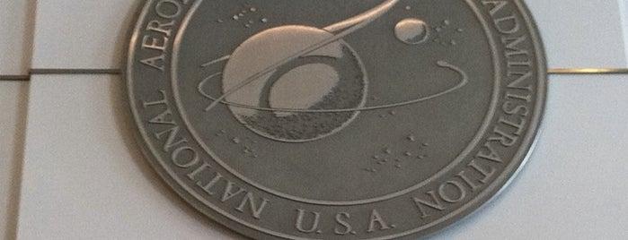 NASA HQ is one of NASA.