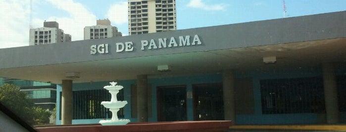 Soka Gakkai Internacional de Panama is one of 創価学会 Sōka Gakkai.
