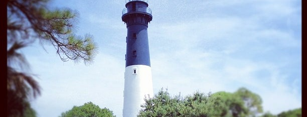 Hunting Island Lighthouse is one of Great Places.