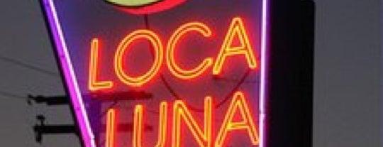 Loca Luna is one of Great Local (LR) Eats!.